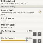 ViperX tuning CPU