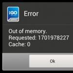 igo-memory-error