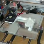 Printing PCB frame