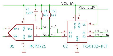 i2c-voltconv