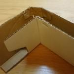 Cardbord fast prototyping